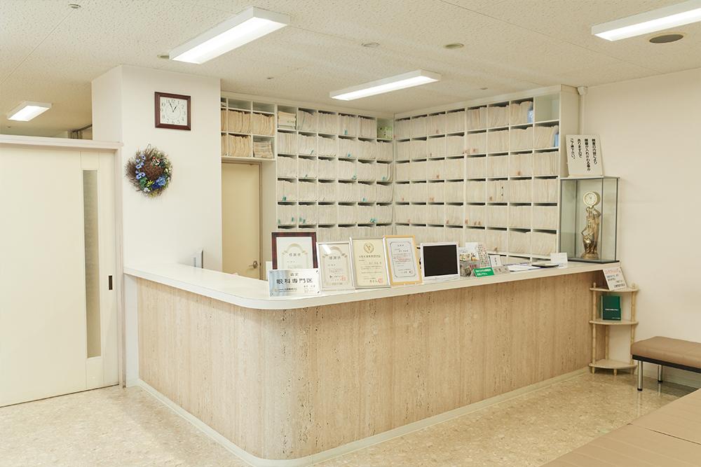 浅井眼科医院の店舗画像