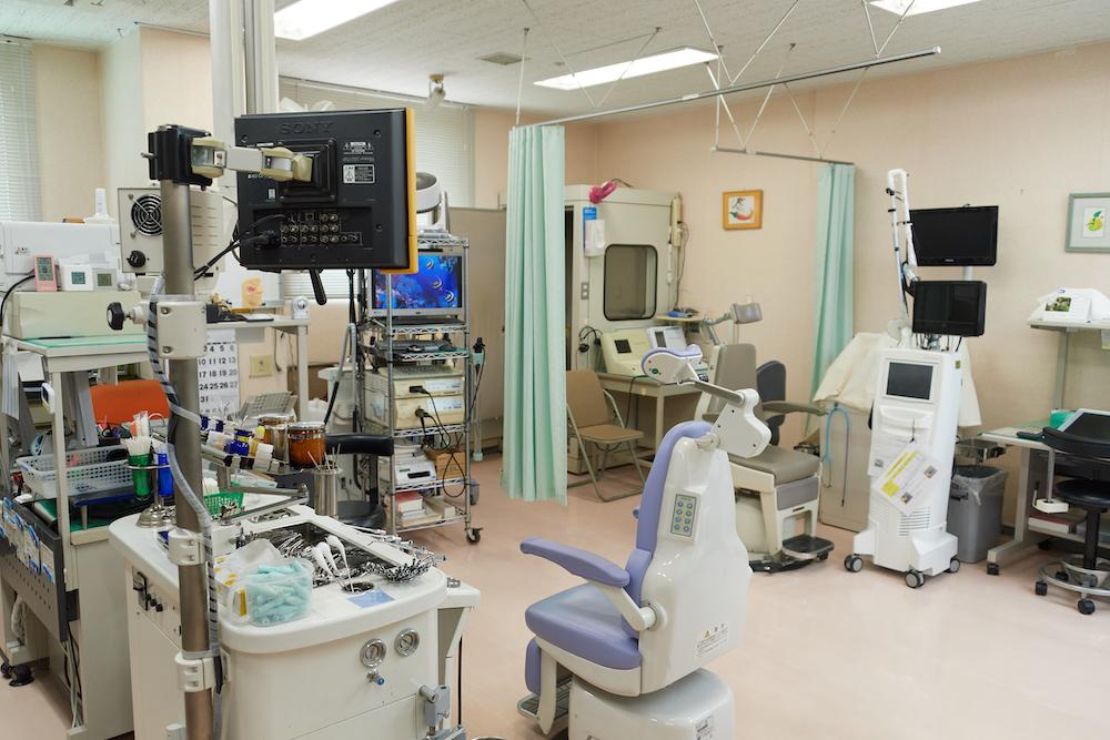 藤村耳鼻咽喉科医院の店舗画像