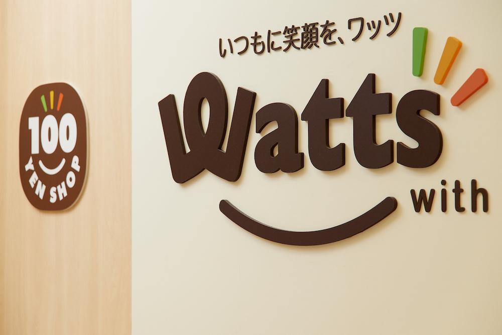 ワッツ ウィズの店舗画像